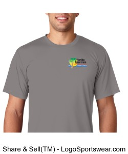 Florida-Spectrum Environmental Printed Logo T-shirt Design Zoom
